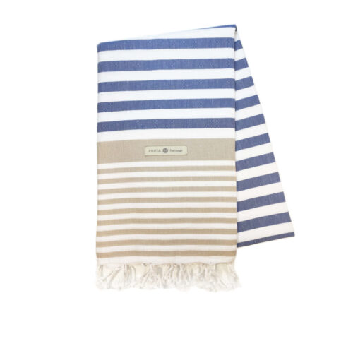 Fouta denim Ibiza
