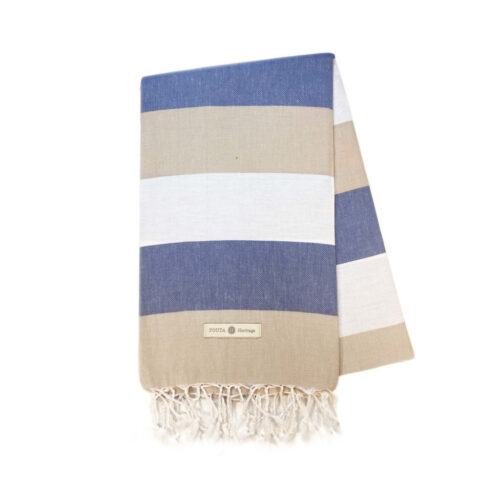 Fouta denim plage