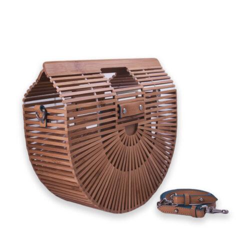 bolsa de bambu